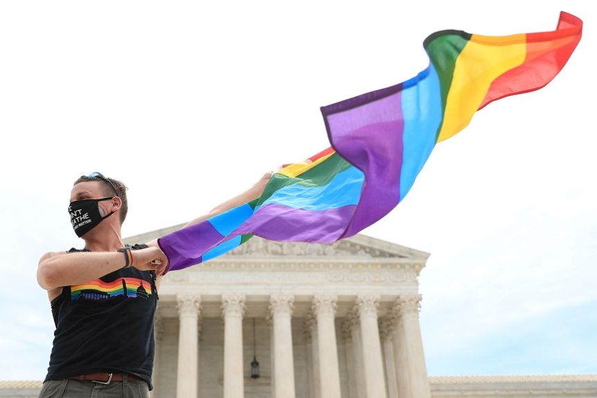 US Supreme Court Delivers Landmark Victory To Gay And Trans Workers